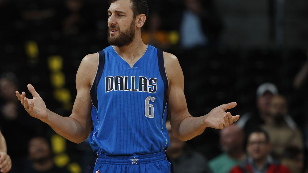 Andrew Bogut should soon know where he will next play. (AAP)