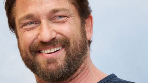 Gerard Butler in 2014. (Getty)