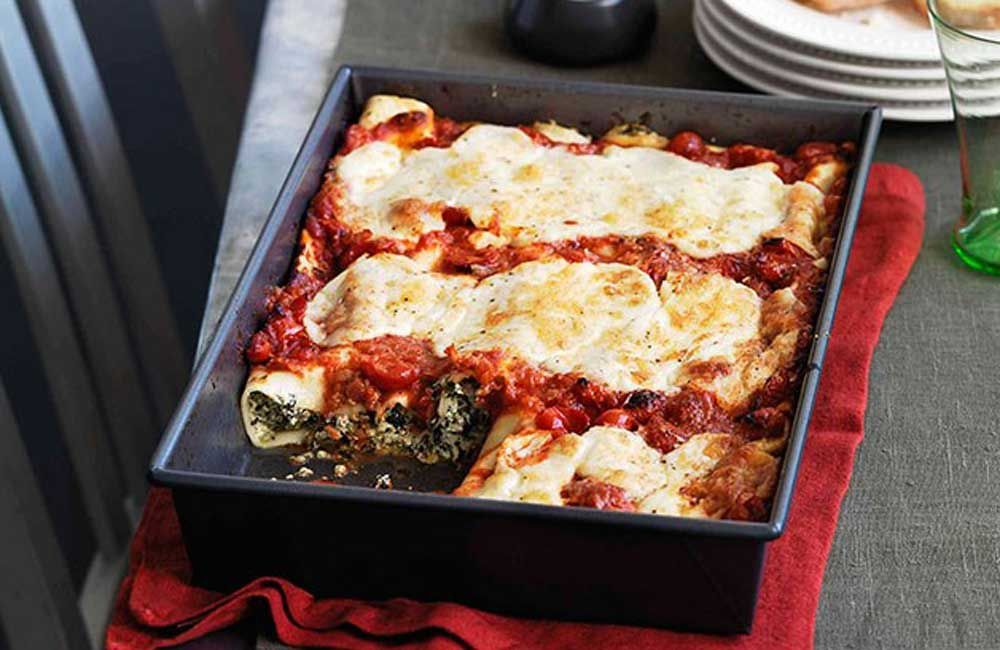 Pasta bake recipes to make ahead and warm up in the oven
