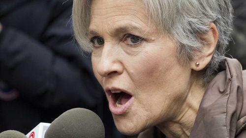 Greens candidate Jill Stein is a 'Russian asset', Hillary Clinton said.