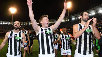 How an NRL coach inspired Magpies victory