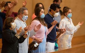California bans singing in places of worship as COVID-19 pandemic deepens