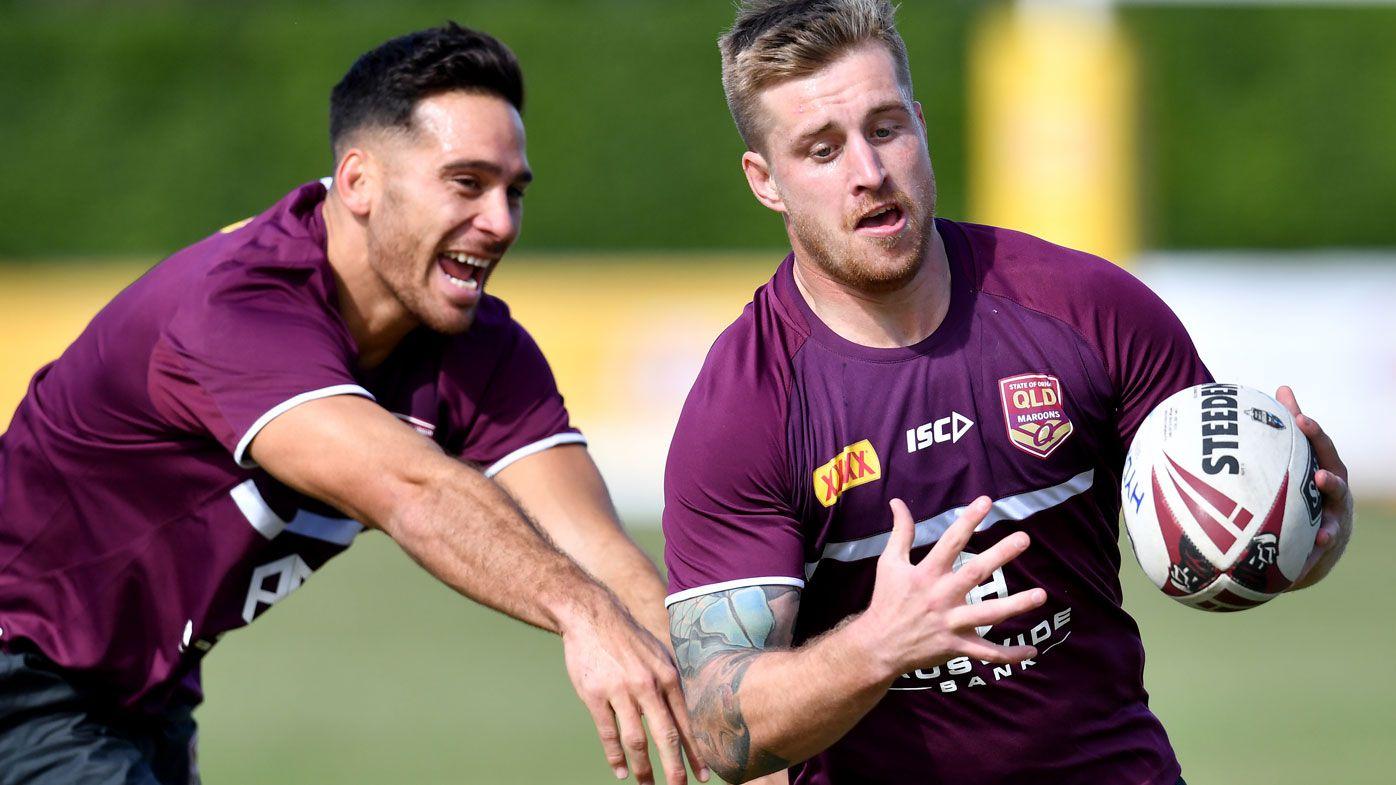 Queensland confirm Origin III team: Corey Norman to debut at five-eighth