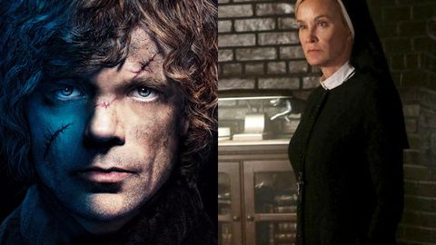 Game of Thrones, American Horror Story slaughter competition with Emmy nominations
