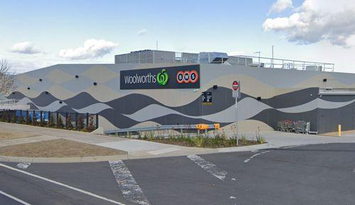 Woolworths Caroline Springs Victoria