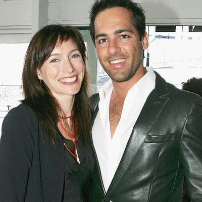 Claudia Karvan and Alex Dimitriades: Now…