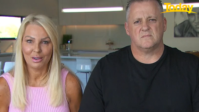 Mark 'Angry Dad' Orvall said the diagnosis has been like a rollercoaster.
