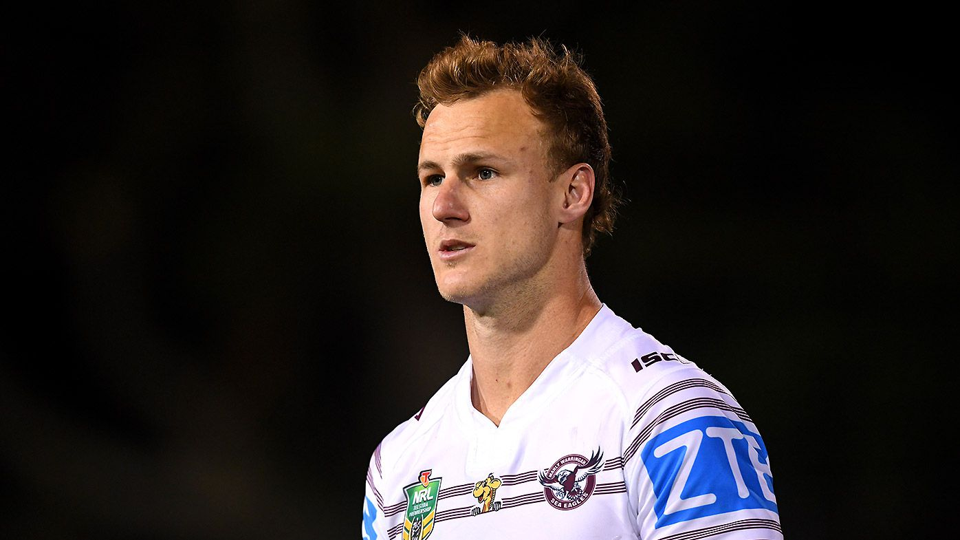 Daly Cherry-Evans of the Sea Eagles