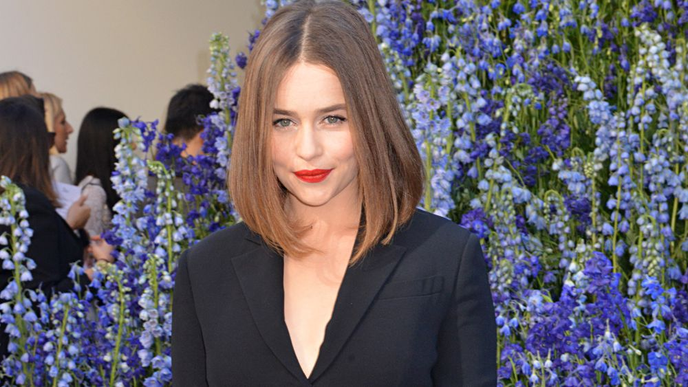 Game of Thrones actress Emilia Clarke joins Dior