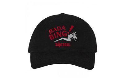 <i>Sopranos</i> stripper cap.<br/><br/>(Image: store.hbo.com)