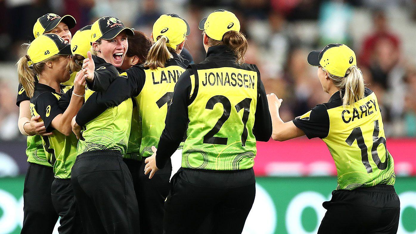 Australia thrash India in women's T20 world cup final
