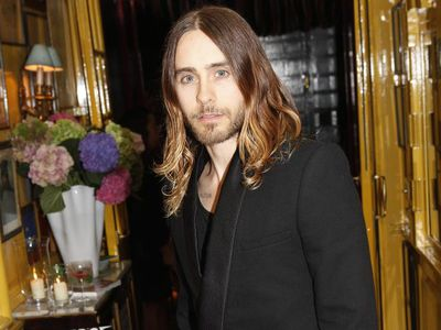 Always willing to throw himself into a role, Leto lost more than 12kg for his role in Darren Aronofsky's <em>Requiem for a Dream </em>(2000), later gaining 28kg to play the guy who shot John Lennon in crime biopic <em> Chapter 27 </em>(2007).</p> <p>You may now him best as the heart and soul of LA rock act 30 Seconds to Mars, pleasing your ears from 1998 to date.</p>