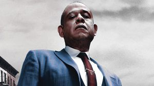 Forest Whitaker is iconic Harlem gangster Bumpy Johnson in the brand new series Godfather of Harlem.