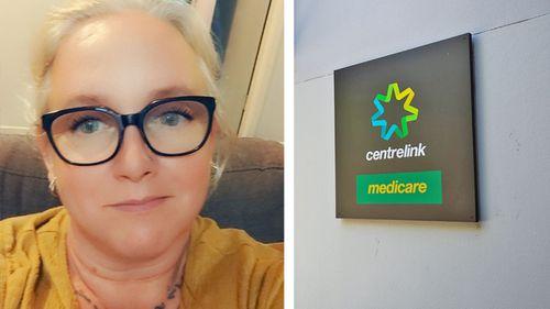'Like a black cloud hanging over me': Single mum says $20k Centrelink debt destroyed her life