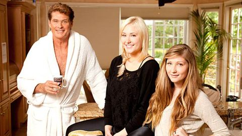 David Hasselhoff's reality show axed after two episodes