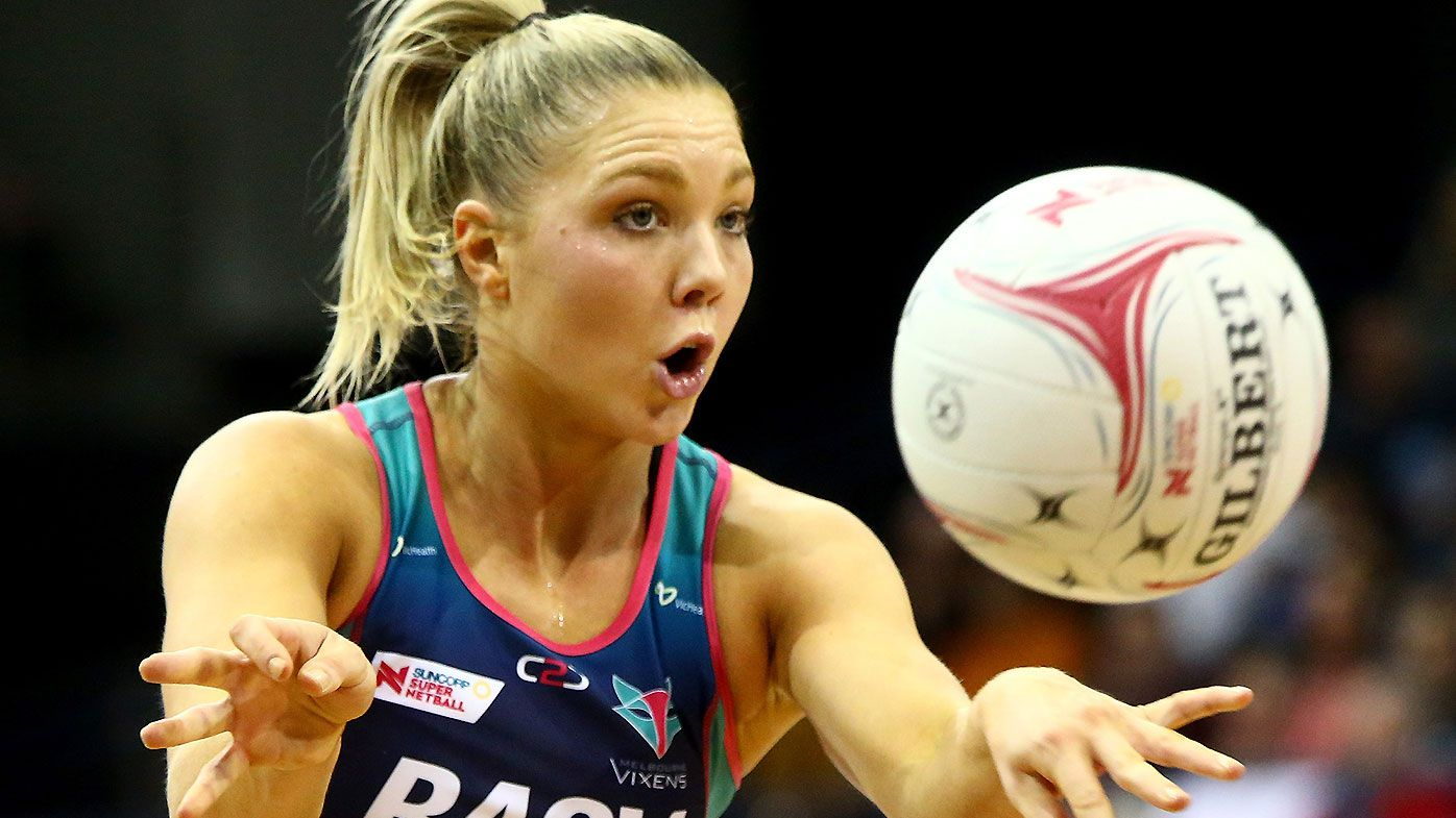 Vixens' mid-court prowess holds off Swifts