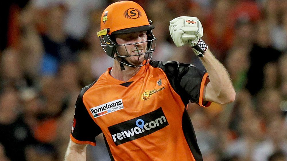BBL: Perth Scorchers beat Hobart Hurricanes to seal finals spot