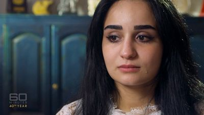 Runaway ISIS bride rescued by female Kurdish fighters