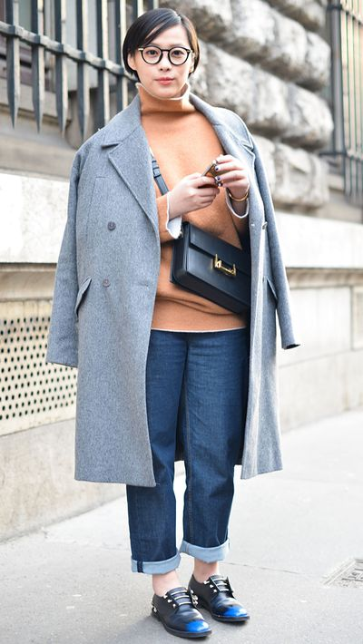 Not just an undergarment, look for turtleneck styles to pair with your lazy-Sunday jeans.