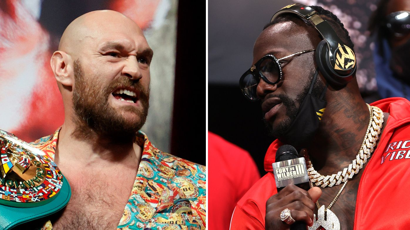 Tyson Fury vs Deontay Wilder face-off canned as Bob Arum blasts press conference moderator