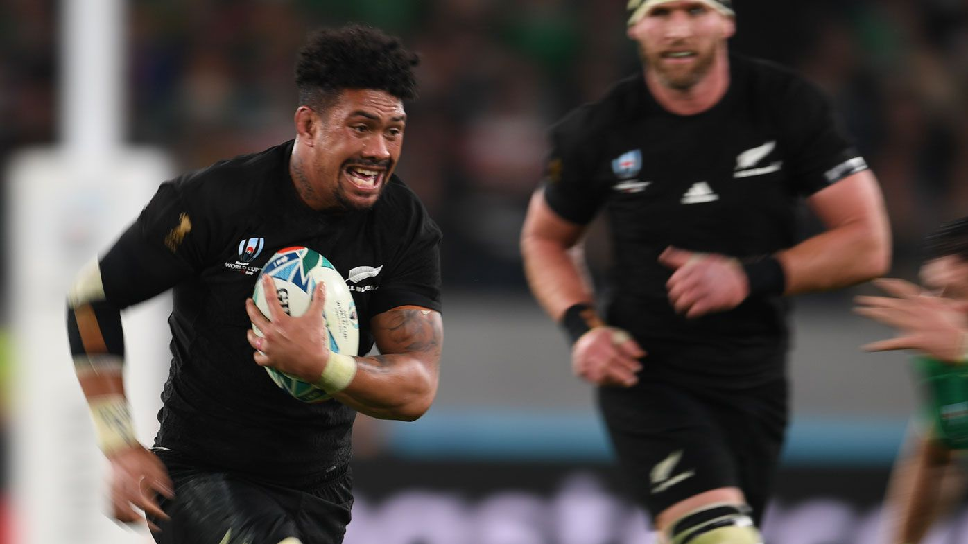 All Blacks forward Ardie Savea a potential NRL star, says Roger Tuivasa-Sheck