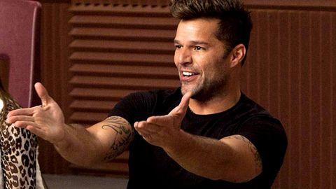 Sneak peek: Ricky Martin on Glee