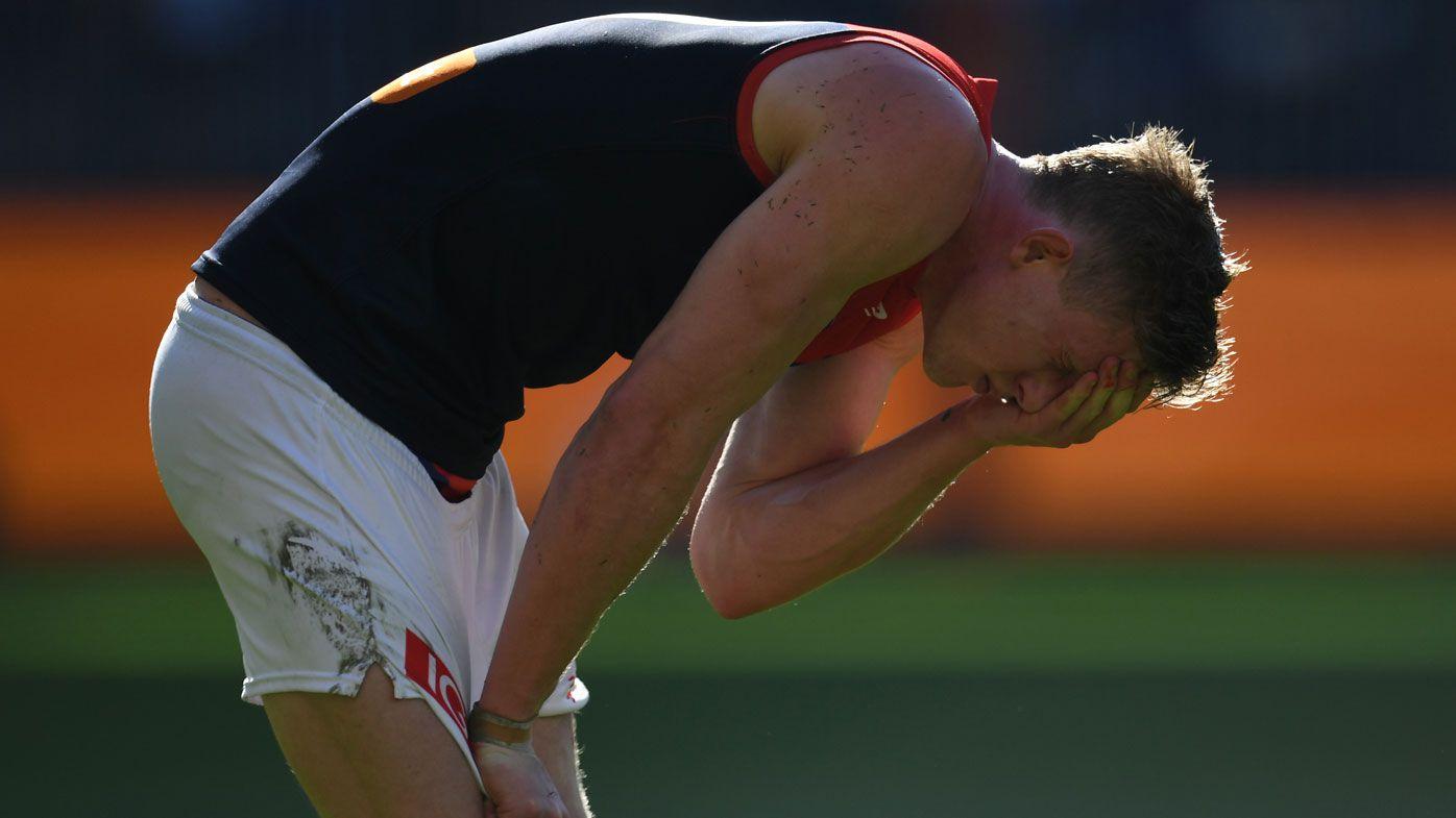 AFL: Melbourne Demons mercilessly trolled by fans after devastating finals loss