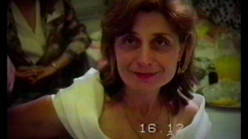 Mum of three Toula Soravia was shot dead in front of her son Alex in 1994.