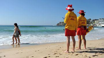 Australian drownings summer period