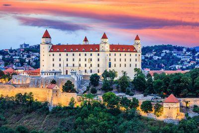 8. Bratislava, Slovakia