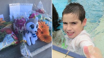 'A beautiful angel': Tributes flow for boy found dead at train station