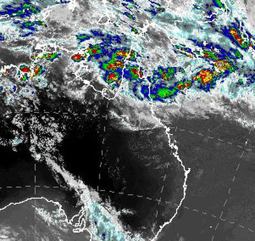 Cyclone Penny could form in the next 48 hours.