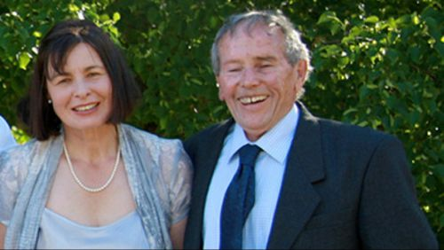 Susan Neill-Fraser (left) has been convicted of killing her partner Bob Chappell (right). (AAP)