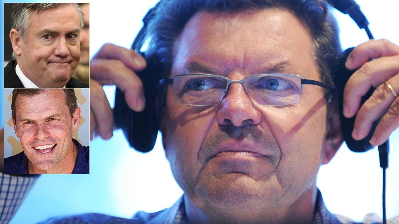 Luke Darcy, Eddie McGuire slam Steve Price's AFLW views in fiery radio debate