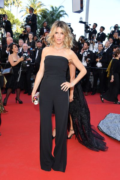 French actrss Alice Taglioni at the 2017 Cannes Film Festival