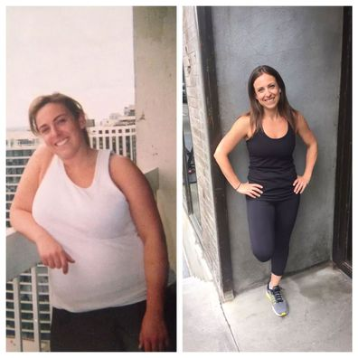 American woman revels weight loss rule that actually worked
