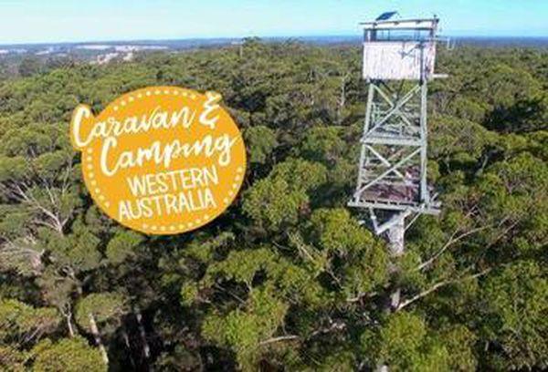 Caravanning & Camping Western Australia