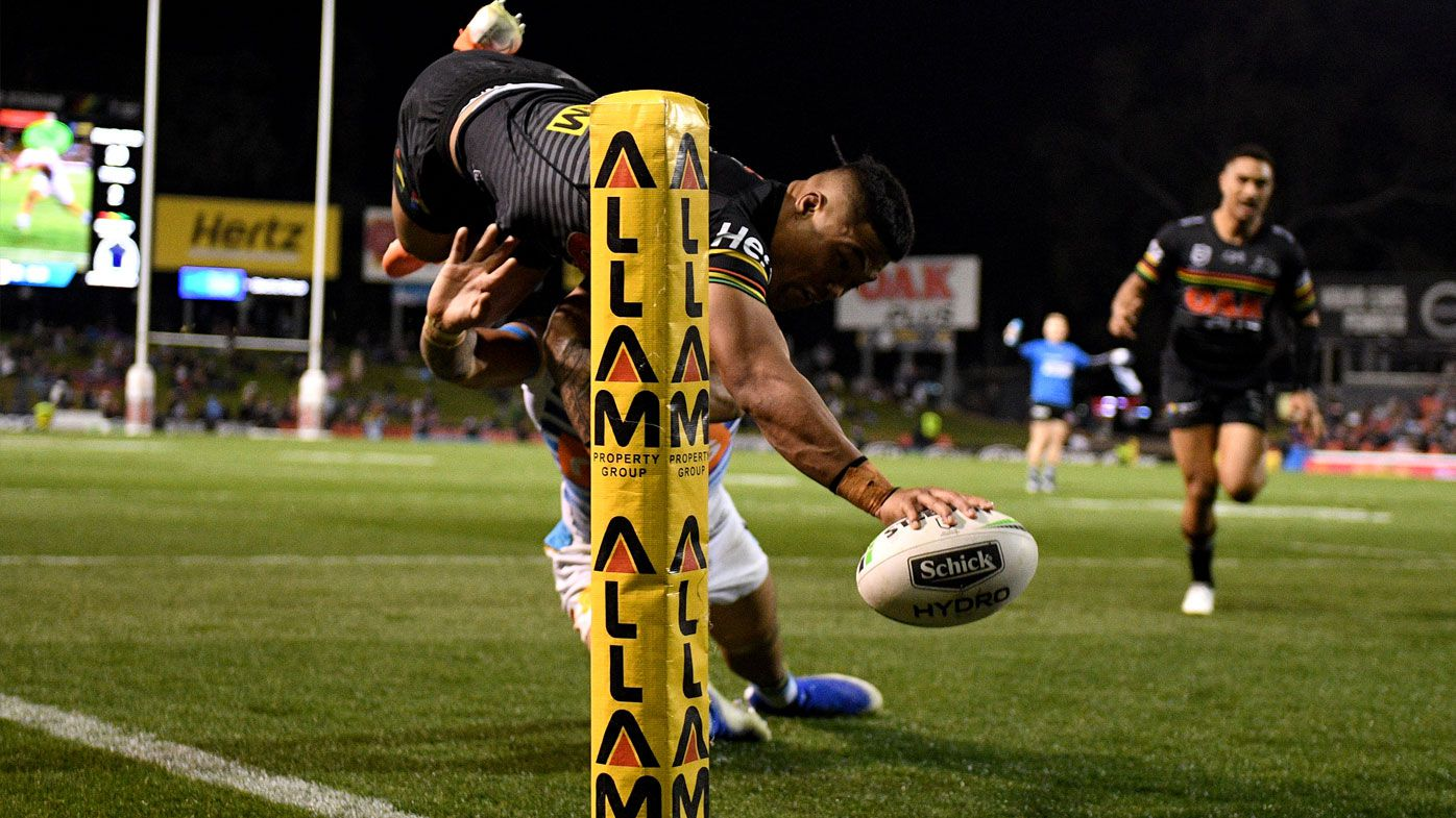 Panthers down Titans in Penrith