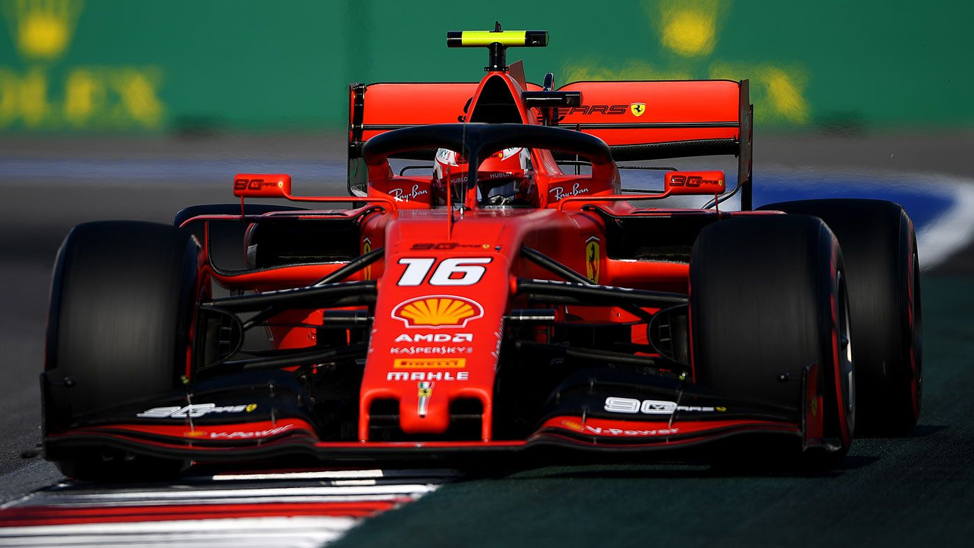 F1 could race into January in attempt to salvage season amid virus, says Ferrari boss