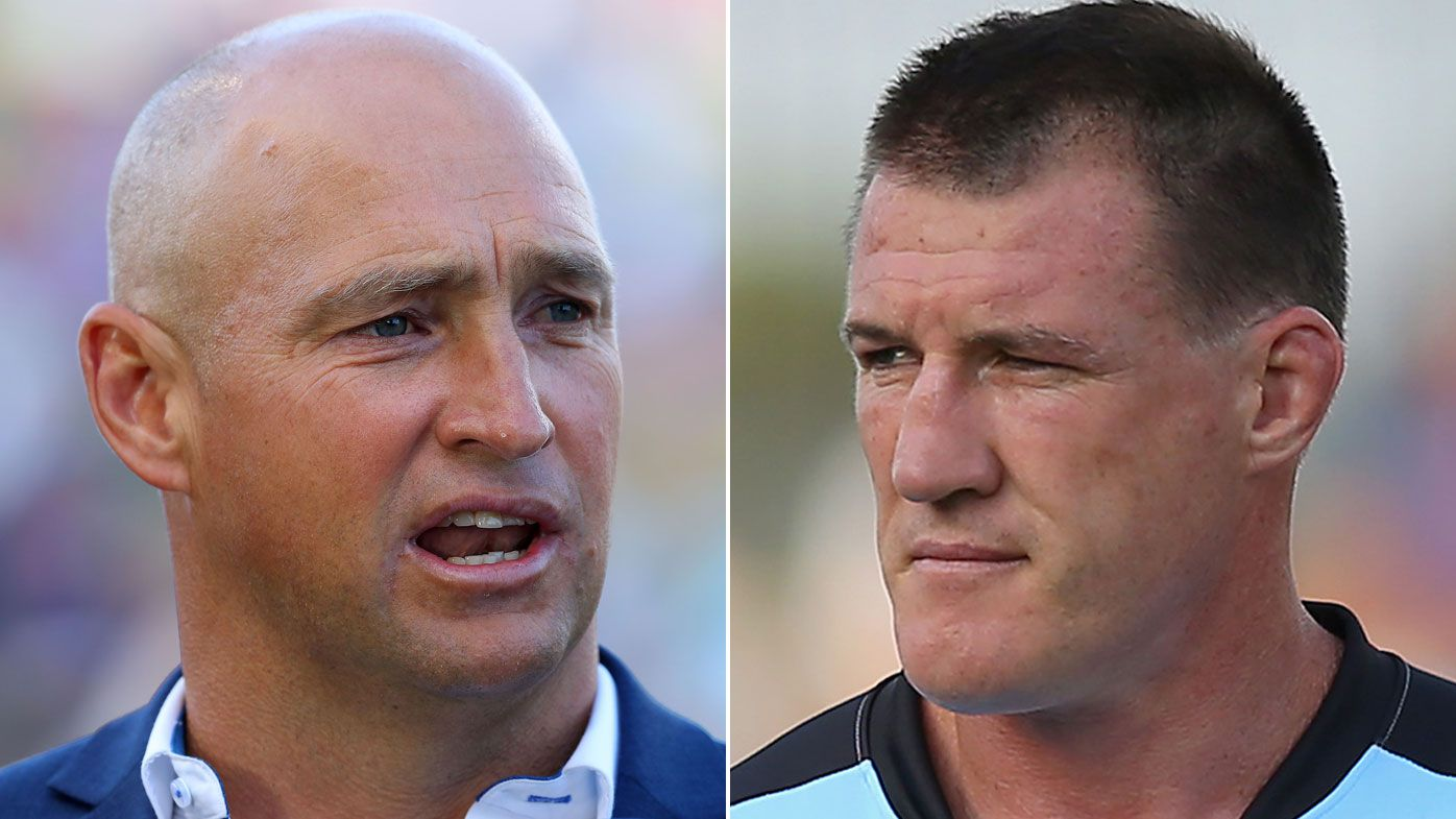 Exclusive: Paul Gallen responds to Nathan Brown - you'd better make the finals this season