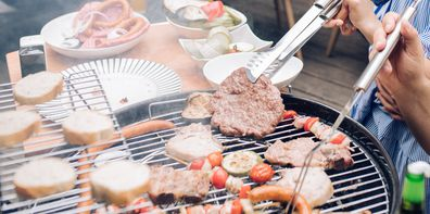 All you need is a barbeque and a large appetite.