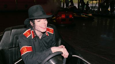 "Jackson bought the ranch in 1988 and turned it into his own person amusement park, including bumper cars. He often likened himself Peter Pan, ""the boy who never grew up""."