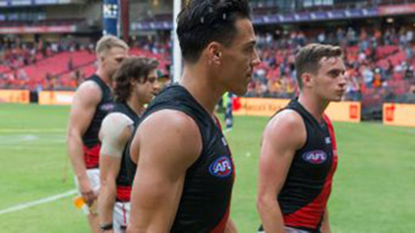 Essendon are in crisis after just one round