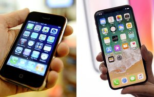 Evolution of the iPhone: How Apple has changed its design over 13 years