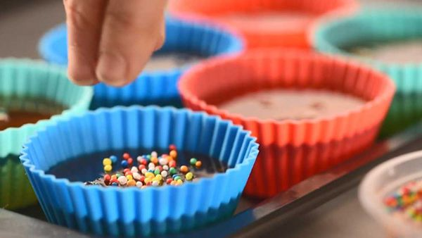 How to make kids party hard toffee