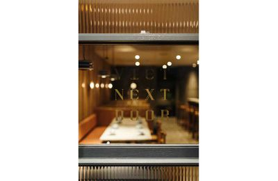 Best Restaurant Design: Viet Next Door by Genesin Studio, Pennington SA