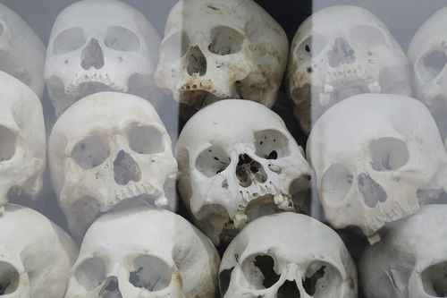 Tribunal finds Cambodia genocide leaders guilty