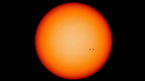 New solar cycle research suggests 60 percent drop in sunspots in 2030