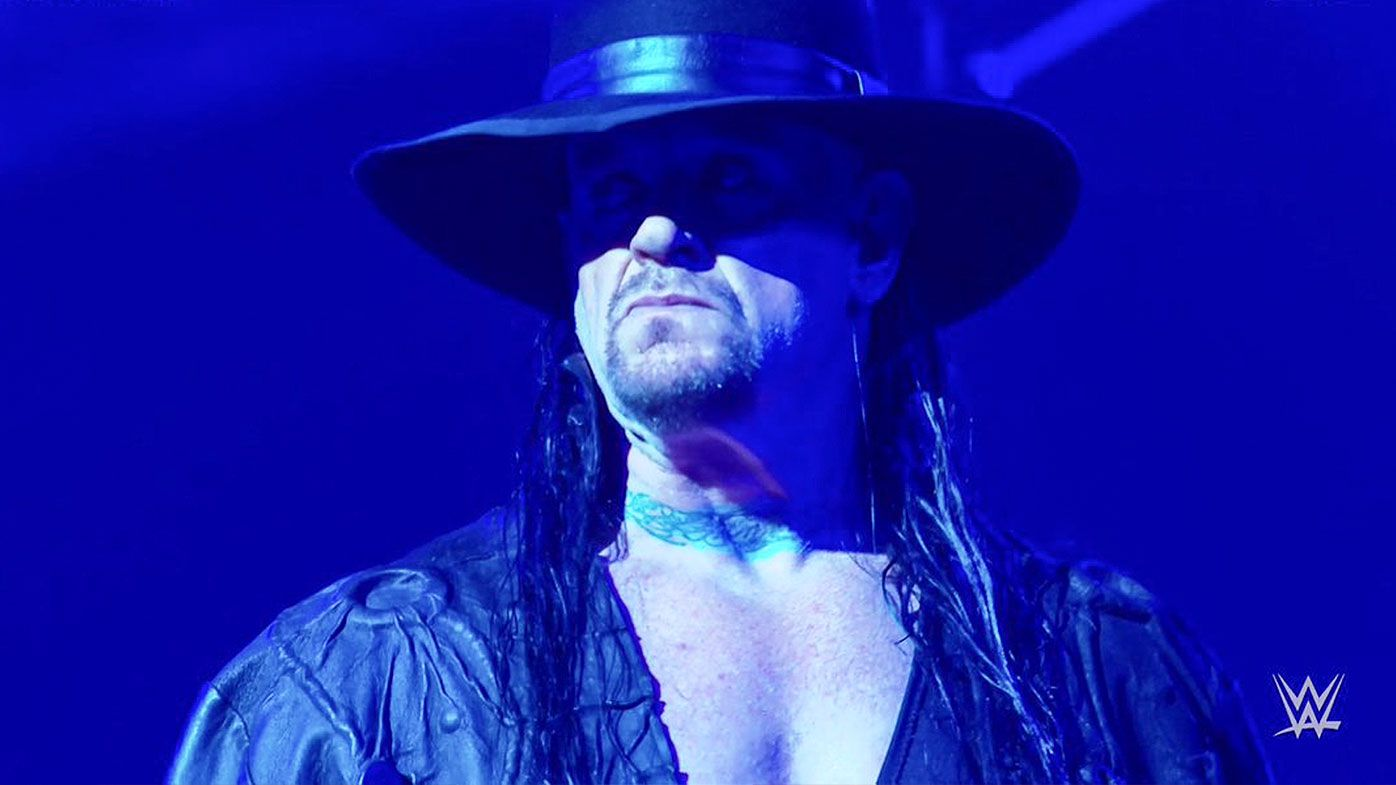 WWE icon The Undertaker says farewell to professional wrestling