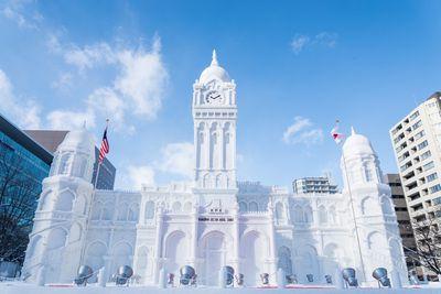 <strong>Sapporo Snow Festival, Japan</strong>